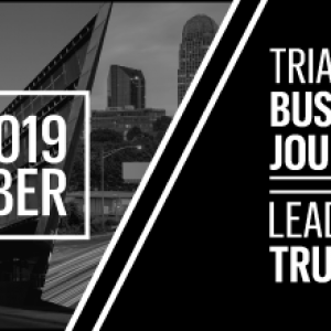 New Member of the Triad Business Journal Leadership Trust