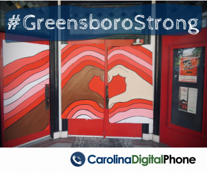Greensboro Strong – Support Local Businesses