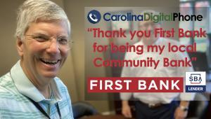 Why my Local Community Bank is the best!