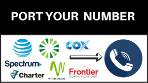 Porting Your Number to A Cloud-based Service Provider