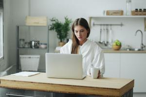 Is the Kitchen Table the New Work Cubicle?